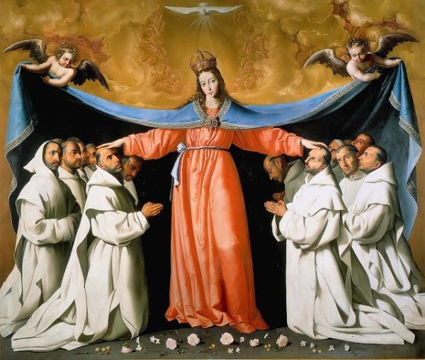 Resultado de imagen de Representaciones antiguas de María, madre de misericordia