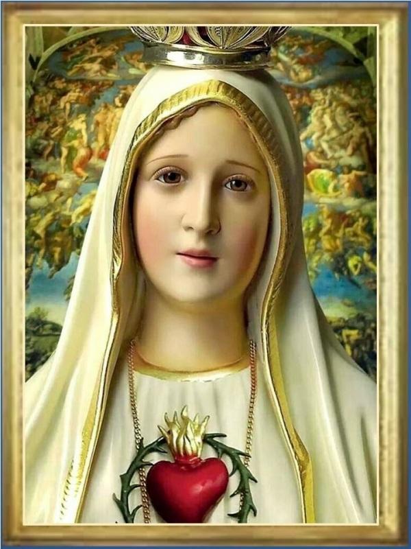 Resultado de imagen de Virgen de Fátima