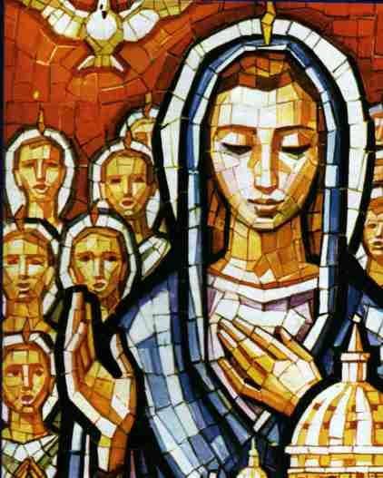 Resultado de imagen de Benedicto XVI Pentecostés