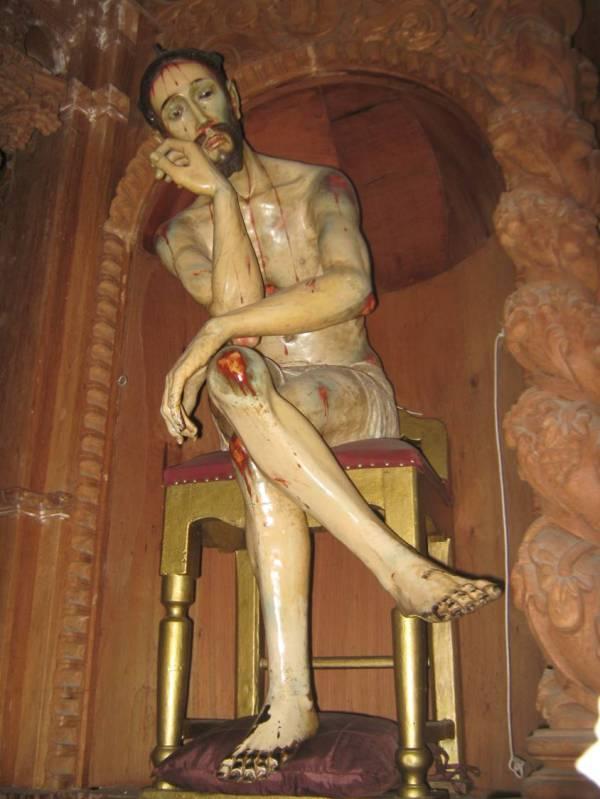 Resultado de imagen de Cristo pobre