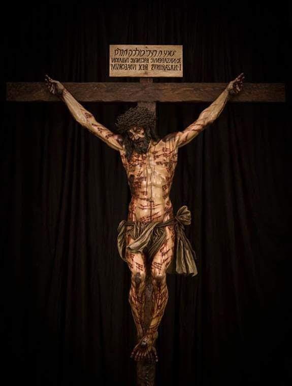Resultado de imagen de cristo crucificado