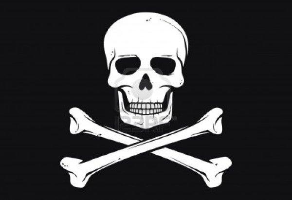 Iglesia Heroes de la fe: La bandera de los piratas